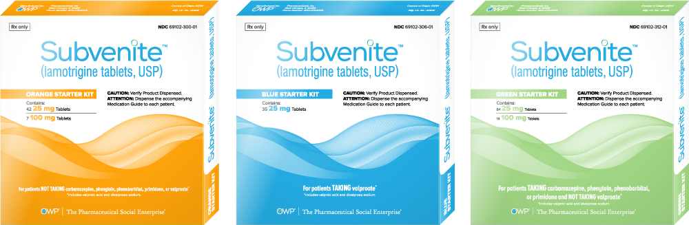 Subvenite Starter Kits