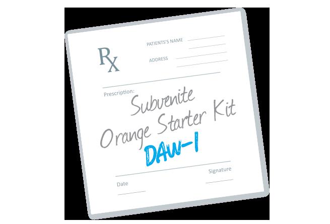 Subvenite DAW-1